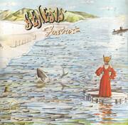 LP - Genesis - Foxtrot - Gatefold, Large Mad Hatter Labels