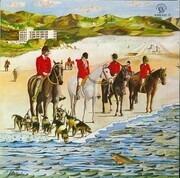 LP - Genesis - Foxtrot - Gatefold