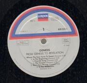 LP - Genesis - From Genesis To Revelation