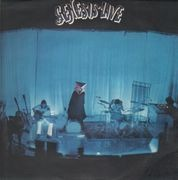 LP - Genesis - Live - A-2U / B-1U UK PRESS