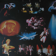 Double LP - Genesis - Seconds Out - Gatefold