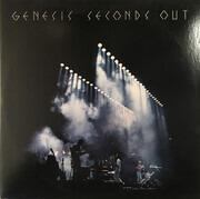 Double LP - Genesis - Seconds Out