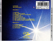 Double CD - Genesis - Seconds Out