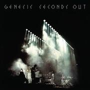 Double LP - Genesis - Seconds Out - Half Spd