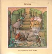 LP - Genesis - Selling England By The Pound