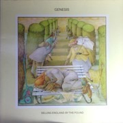 LP - Genesis - Selling England By The Pound - Gatefold