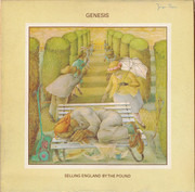 LP - Genesis - Selling England By The Pound - Gatefold Sleeve