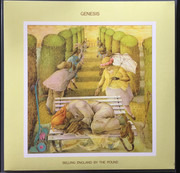 LP - Genesis - Selling England By The Pound - ..POUND/ 180GR.