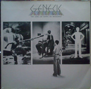 Double LP - Genesis - The Lamb Lies Down On Broadway