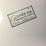 Double LP - Genesis - Three Sides Live