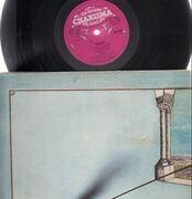 LP - Genesis - Trespass - UK Original PINK SCROLL