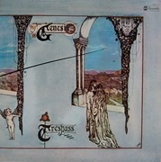 LP - Genesis - Trespass - Gatefold