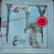 LP - Genesis - Trespass - Gatefold sleeve