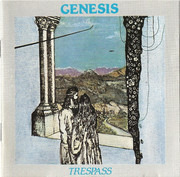 CD - Genesis - Trespass