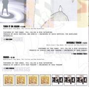 CD - Genesis - Turn It On Again (The Hits)