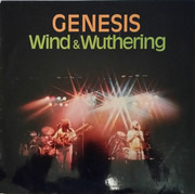 LP - Genesis - Wind & Wuthering - Switzerland
