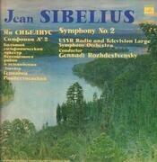 LP - Sibelius - Symphony No. 2