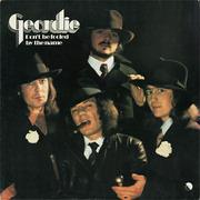 LP - Geordie - Don't Be Fooled By The Name - AC/DC, GERMAN ORIGINAL