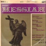 LP - Georg Friedrich Händel - Jennifer Vyvyan , Norma Procter , George Maran , Owen Brannigan , The Lond - Messiah Record 2