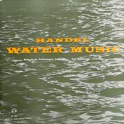 10'' - Georg Friedrich Händel - Nederlands Philharmonisch Orkest , Carl Bamberger - Water Music