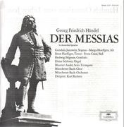 LP-Box - Georg Friedrich Händel , Gundula Janowitz , Marga Höffgen , Ernst Haefliger , Franz Crass , München - Der Messias - box+ booklet