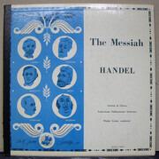 Double LP - Georg Friedrich Händel , Nederlands Philharmonisch Orkest , Walter Goehr - The Messiah