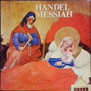 LP-Box - Händel - Messiah - Hardcover Box + Booklet