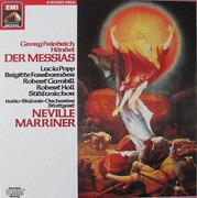 LP-Box - Händel - Der Messias - DMM / Hardcoverbox