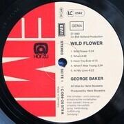 LP - George Baker - Wild Flower