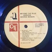 LP - George Benson - Beyond The Blue Horizon - US