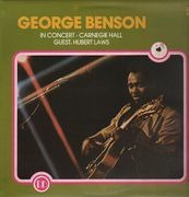 LP - George Benson - In Concert - Carnegie Hall