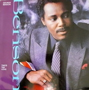 LP - George Benson - Twice The Love