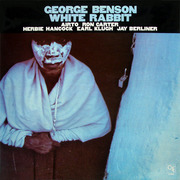 LP - George Benson - White Rabbit