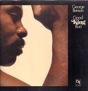 LP - George Benson - Good King Bad