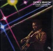 LP - George Benson - In Concert - Carnegie Hall