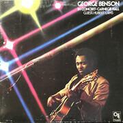 LP - George Benson - In Concert - Carnegie Hall - Gatefold
