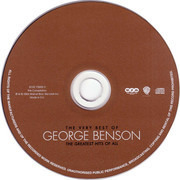 CD - George Benson - The Very Best Of George Benson - The Greatest Hits Of All