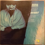 LP - George Benson - White Rabbit - Gatefold