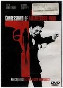 DVD - George Clooney / Sam Rockwell a.o. - Geständnisse - Confessions Of The Dangerous Mind - German / English