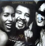 LP - George Duke - Reach For It