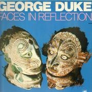 LP - George Duke - Faces in reflection