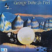 LP - George Duke - Feel