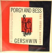 LP - George Gershwin , The Opera Society Orchestra , Paul Belanger - Porgy And Bess