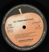 LP-Box - George Harrison - All Things Must Pass - INCLUDES POSTER