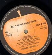 LP-Box - George Harrison - All Things Must Pass - UK