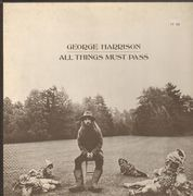 LP-Box - George Harrison - All Things Must Pass - + poster