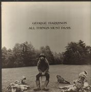 LP-Box - George Harrison - All Things Must Pass - LP 1 MISSING