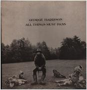LP-Box - George Harrison - All Things Must Pass - Original Box