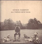 LP-Box - George Harrison - All Things Must Pass - US PRESS