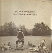 LP-Box - George Harrison - All Things Must Pass - UK STCH 639